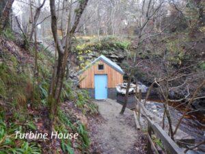 Kingussie Community Hydro Turbine House